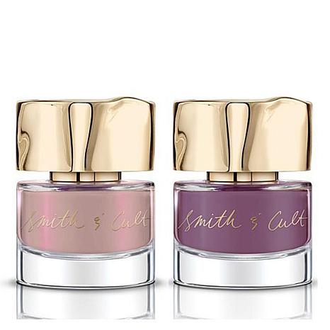 Smith & Cult Lovely Lavenders Nail Lacquer Duo
