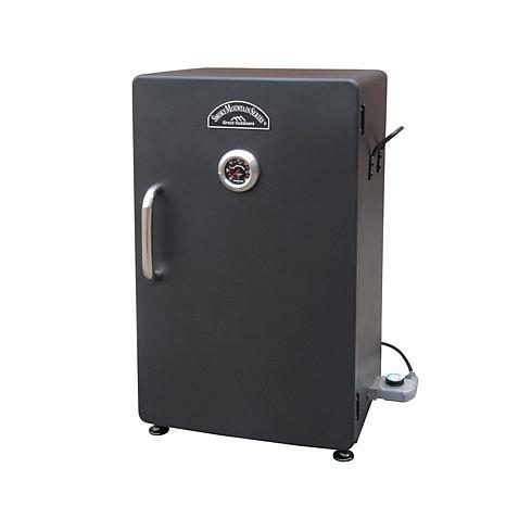 Smoky Mountain 26 Electric Smoker Black