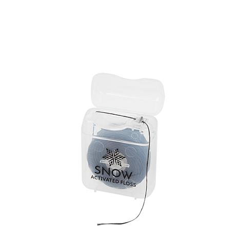 SNOW Activated Charcoal Whitening Floss