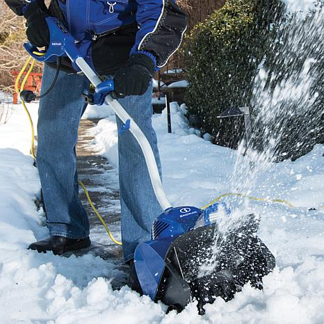 Snow Joe® 11-inch 10-amp Electric Snow Shovel
