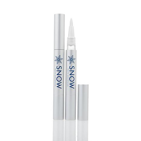 SNOW Set of 2 Silver Teeth Whitening Refill Wands