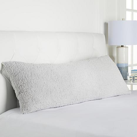 Soft Cozy Sherpa Body Pillow