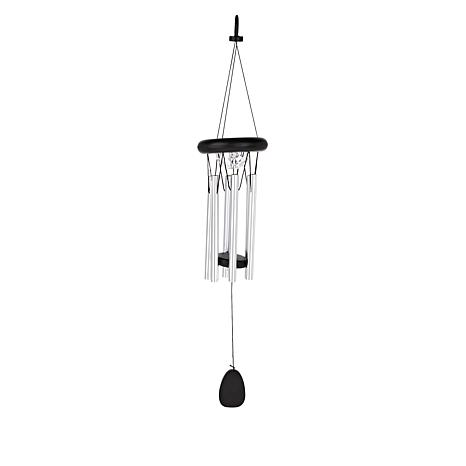 Solar Powered Color Changing Traditional Wind Chime