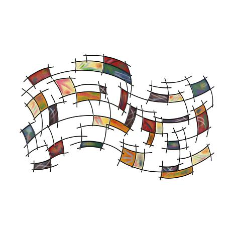 Southern Enterprises Walsh Abstract Wall Art