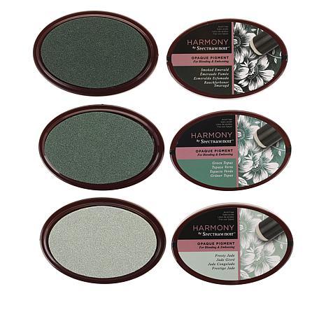 Spectrum Noir Harmony Water Reactive Ink Pad Holly Leaf 709650867857