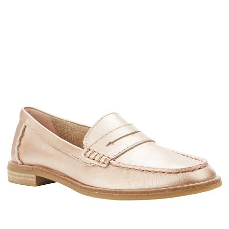 Sperry Seaport Leather Penny Loafer