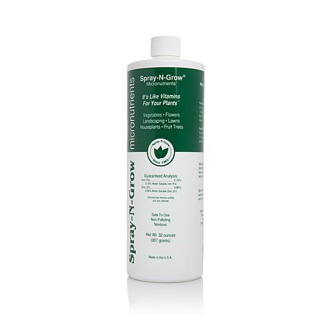 Spray-N-Grow 32 oz. Liquid Micronutrient Complex