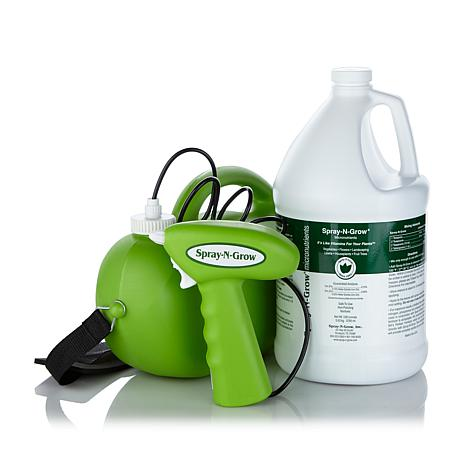 Spray-N-Grow  Power Sprayer w/1-Gallon Spray-N-Grow