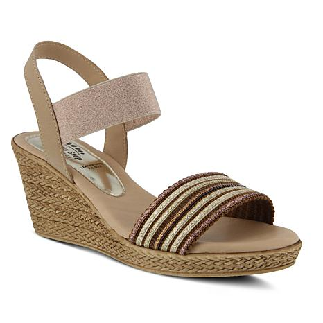 Spring Step Rahma Leather Sandal