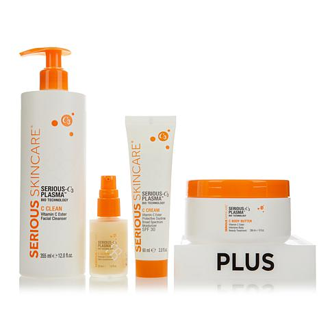 SSC SERIOUS-C3 PLASMA™ Trio Plus Body Butter
