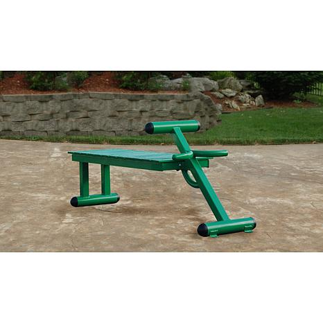 Stamina® Outdoor Fitness Bench