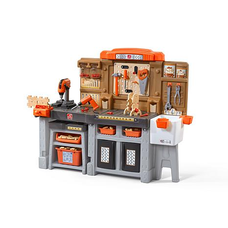 step 2 Pro Play Workshop and Utility Bench