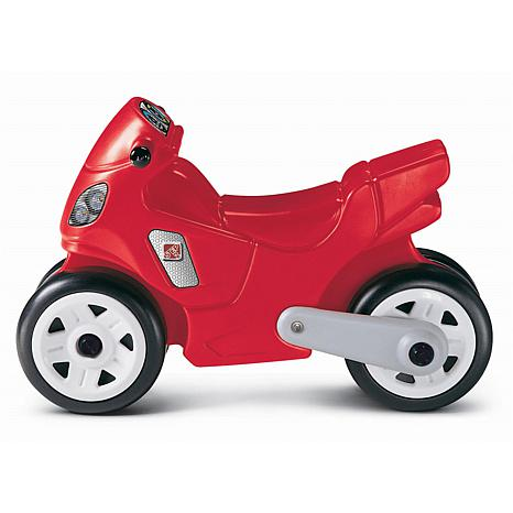 step 2 Red Motorcycle