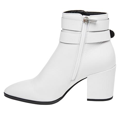 2652da10a01ba Steven by Steve Madden Pearle Leather Bootie - 8920242