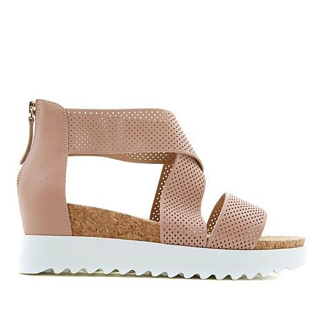 b75cc5c3aab Steven Natural Comfort Kea Leather Platform Sandal - 1843969