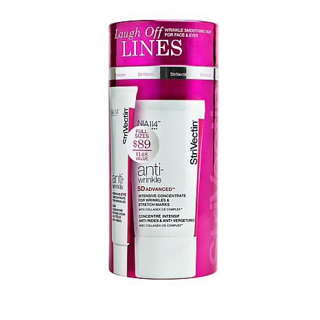 StriVectin Laugh Off Lines SD Advanced & Eye Concentrate Duo