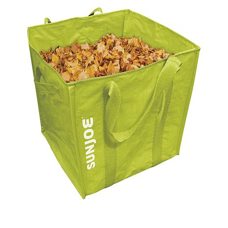 Sun Joe® Jumbo Heavy-Duty All-Purpose Garden Leaf Bag