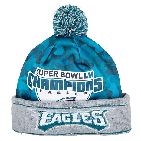 Super Bowl LII Champions Printed Light-Up Beanie