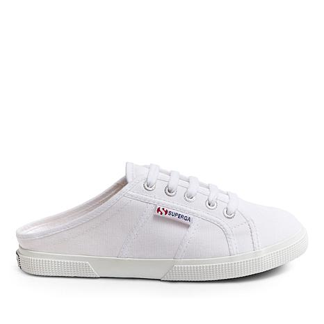 Superga Canvas Mule Sneakers quality outlet store UWGkKJx3B