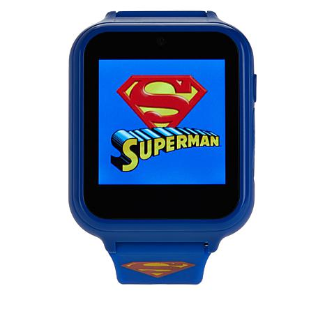 Superman Kids' Interactive Smart Watch