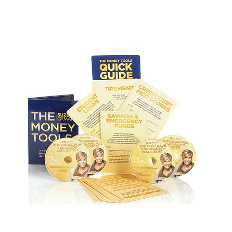 "Suze Orman's ""The Money Tools"" Kit"