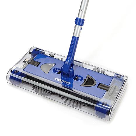 swivel sweeper max cordless sweeper