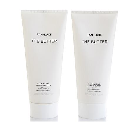Tan-Luxe The Butter Self-Tanning Body Butter Duo