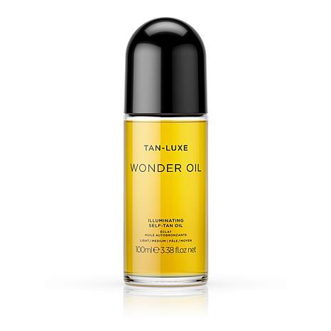 Tan-Luxe Wonder Oil Illuminating Self-Tan Oil - Light/Medium