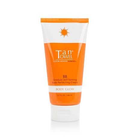 Tantowel Body Glow BB Gradual Self-Tanning Body Cream
