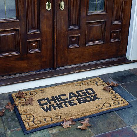 Team Door Mat - Chicago White Sox - MLB & Team Door Mat - Chicago White Sox - MLB - 3986468 | HSN
