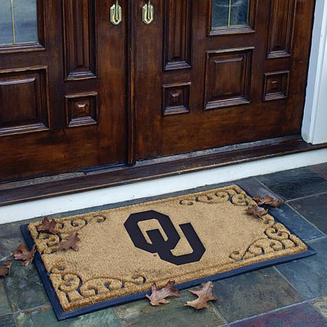 Team Door Mat - Oklahoma - College