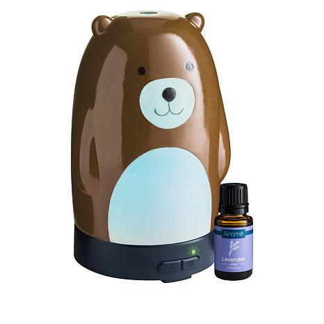 Teddy Bear Diffuser with Lavender Oil