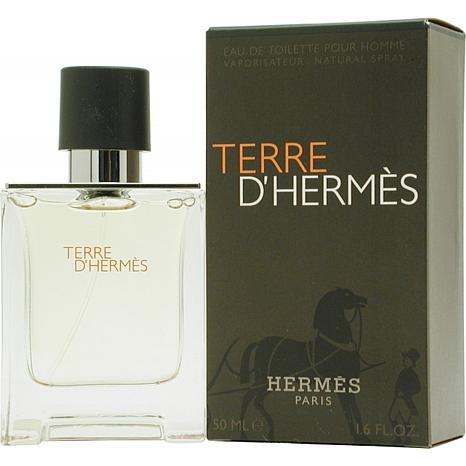 Terre Dhermes by Hermes EDT Spray for Men 1.6 oz.