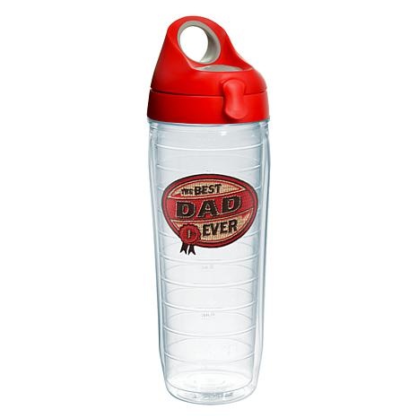 Tervis Hallmark Best Dad Ever 24 oz. Water Bottle