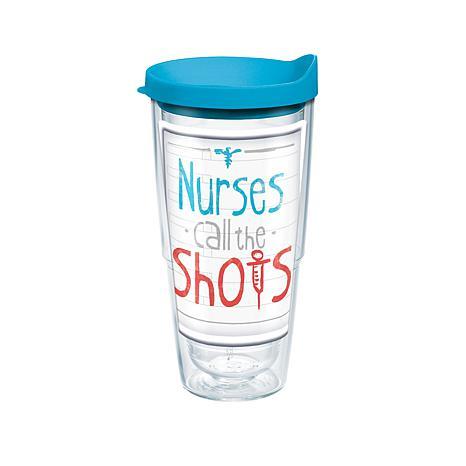Tervis Nurses Call The Shots 24 oz. Tumbler