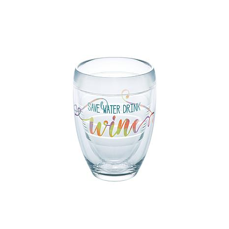 Tervis Save Water Drink Wine 9 oz. Tumbler