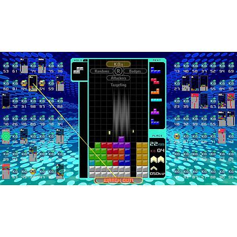 Tetris 99 Plus 12-Month Online Individual Membership - Nintendo Switch