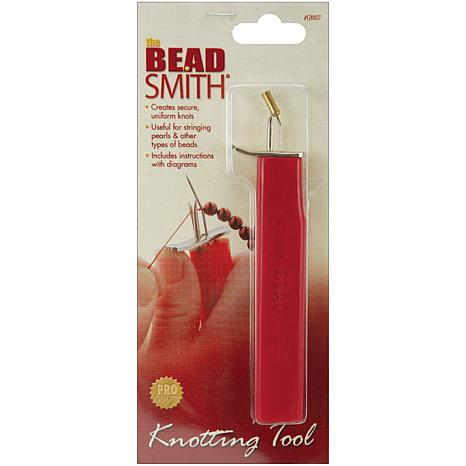 The bead smith knotting tool 7701814 hsn for Pearl arts and crafts closing