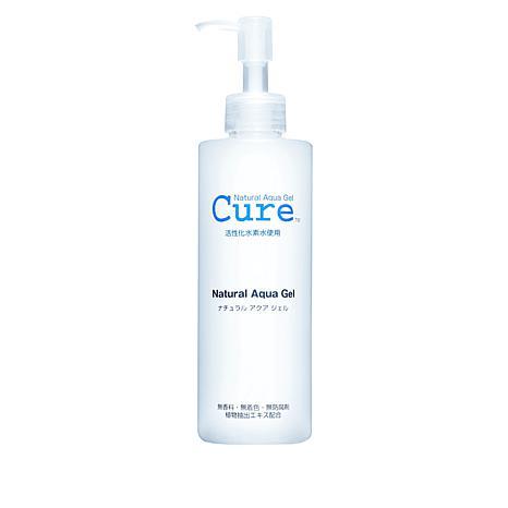 The Beauty Spy Cure Natural Aqua Gel Exfoliator