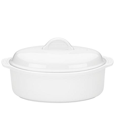 The French Chefs Covered Casserole Dish