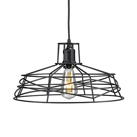 Theonis Wire Cage Pendant Lamp