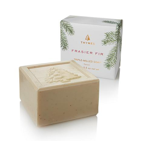 Thymes Frasier Fir Bar Soap