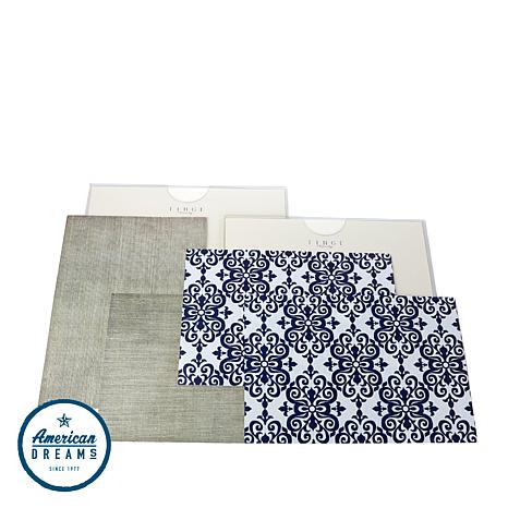 "Tinge Daily™ ""The Rectangle"" Place Mats"