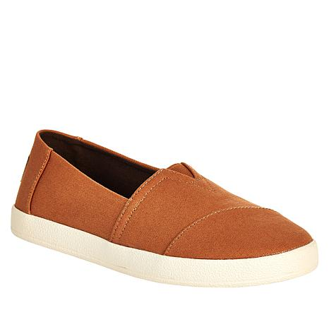 TOMS Avalon Casual Slip-On Shoe