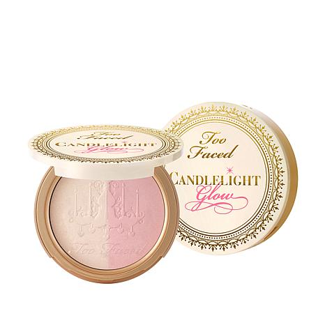 Too Faced Candlelight Glow Highlighting Powder Rosy