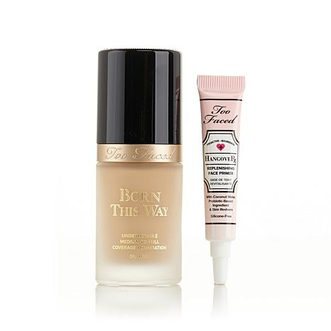 Too Faced Foundation with Primer - Lt. Beige