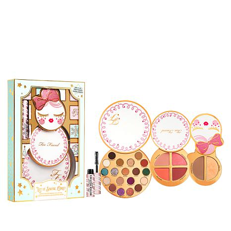 Too Faced Let it Snow, Girl! Makeup Collection with Mascara