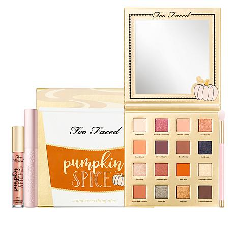 Too Faced Pumpkin Spice Set