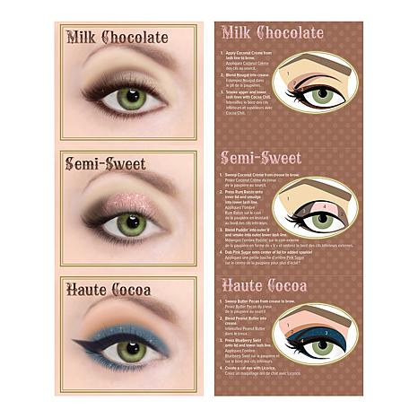 Too Faced Natural Palette Looks