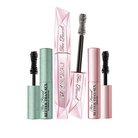 Too Faced The Ultimate Mascara Experience